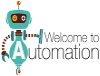 Logo Welcome to automation